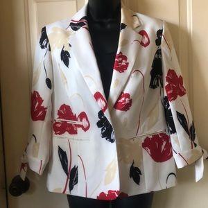 Anne Klein career jacket